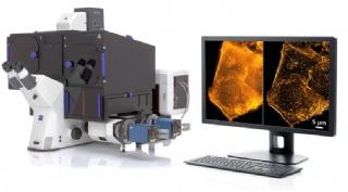 超高分辨率显微镜3D成像系统Elyra 7 with Lattice SIM